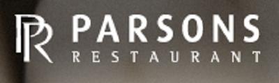 Parsons Restaurant logo