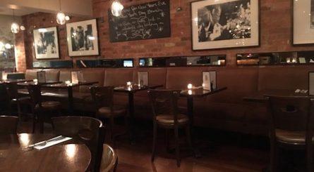 Portabello Restaurant Private Dining Image