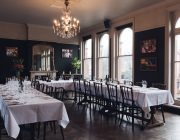 Princess Victoria Shepherd's Bush - Private Dining Room - Image1