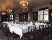 Princess Victoria Shepherd's Bush - Private Dining Room - Image2