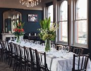 Princess Victoria Shepherd's Bush - Private Dining Room - Image3