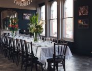 Princess Victoria Shepherd's Bush - Private Dining Room - Image4