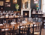 Princess Victoria Shepherd's Bush - Private Dining Room - Image6