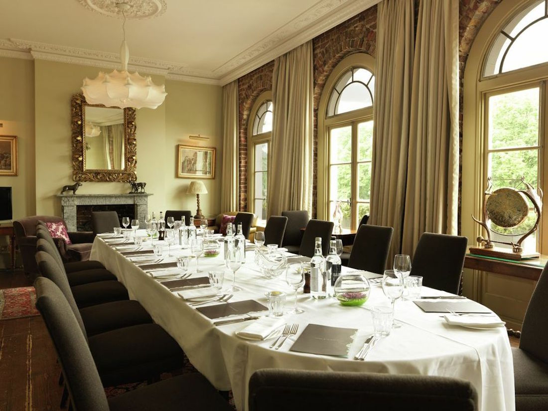 Luxury Private Dining Rooms At York Amp Albany By Gordon Ramsay