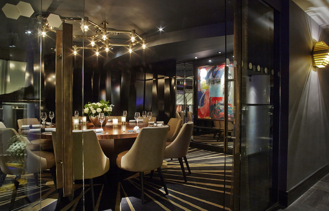 private dining rooms | Luxury Private Dining Rooms at Quaglino's - St. James's ...