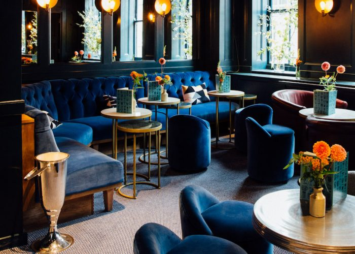 Luxury Private Dining Rooms at Quo Vadis
