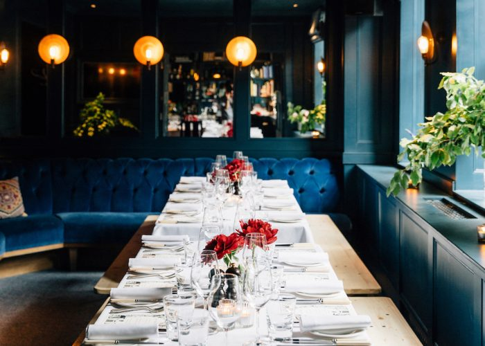 Luxury Private Dining Rooms At Quo Vadis 26 29 Dean