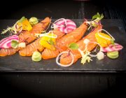 RS Hispaniola Food Image Salmon