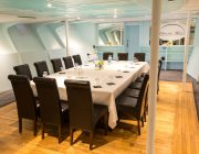RS Hispaniola Private Dining Image Officers Mess3