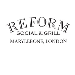 Reform Social and Grill logo