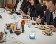 rivea-london-private-dining-room-guests-eating-at-table