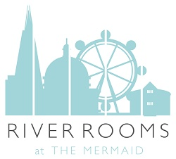 The River Rooms logo