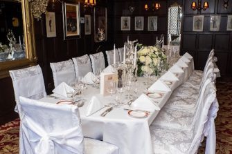 Rules Restaurant Private Dining Rooms