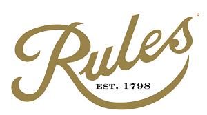 Rules Restaurant logo