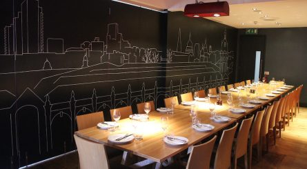Find and book the best private dining rooms in london for Best private dining rooms uk