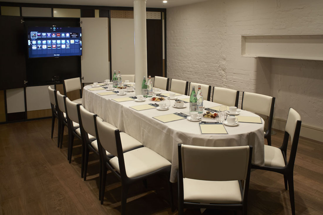 Private Dining Room at Salotto 31, 31 Lovat Lane, London, EC3R 8EB