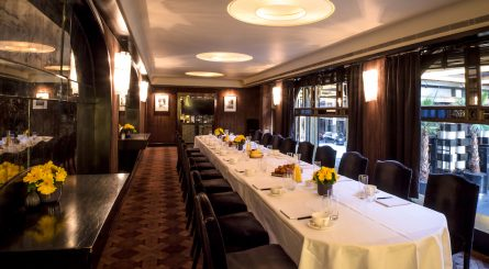 Savoy Grill By Gordon Ramsay Private Dining Room Image DOyly Carte Room2 445x245