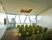 Seacys at The Gherkin Private Dining Room Image Perrier Jouet Room Theatre Style
