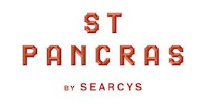 St Pancras Brasserie & Champagne Bar by Searcys logo