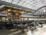 Searcys St. Pancras Grand Champagne Bar
