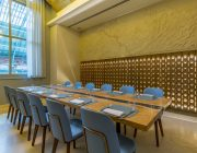Searcys St. Pancras Grand Private Dining Room Image Champagne School