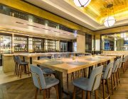 Searcys St. Pancras Grand Private Dining Room Image Kitchen Bar