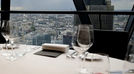 Searcys at The Gherkin5