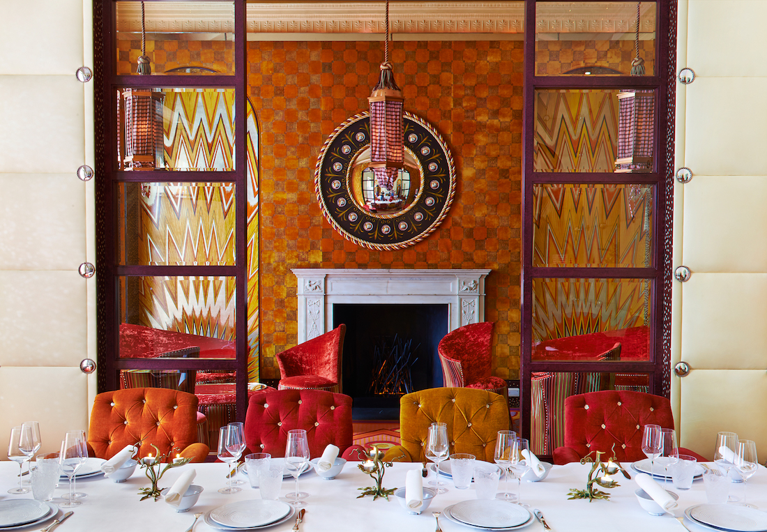 Private Dining Restaurant in Mayfair, London