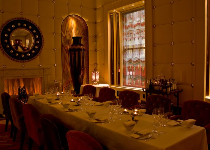 Luxury Private Dining Rooms At Sketch