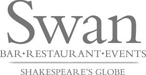 Swan at Shakespeare's Globe logo