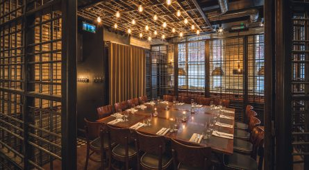 The Cage – Wright Brothers Soho Oyster House - New Image