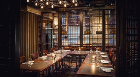 The Cage – Wright Brothers Soho Oyster House Private Dining Room Image 1