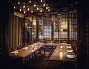 The Cage – Wright Brothers Soho Oyster House Private Dining Room Image