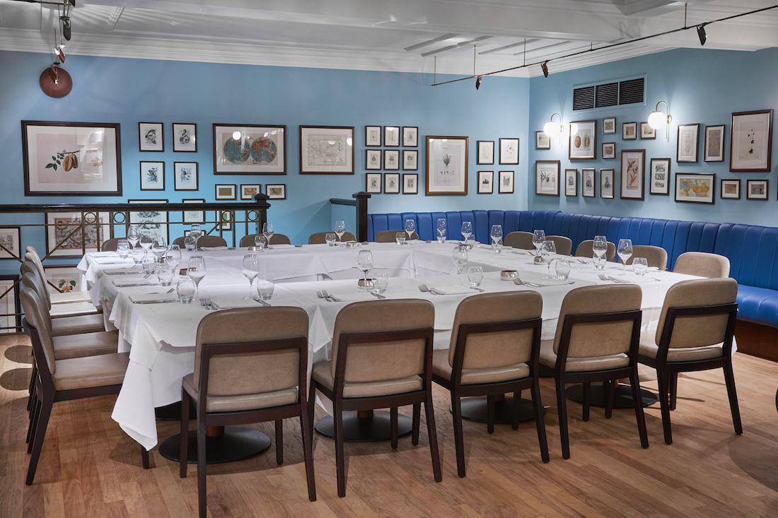 Luxury Private Dining Rooms At The Cinnamon Club