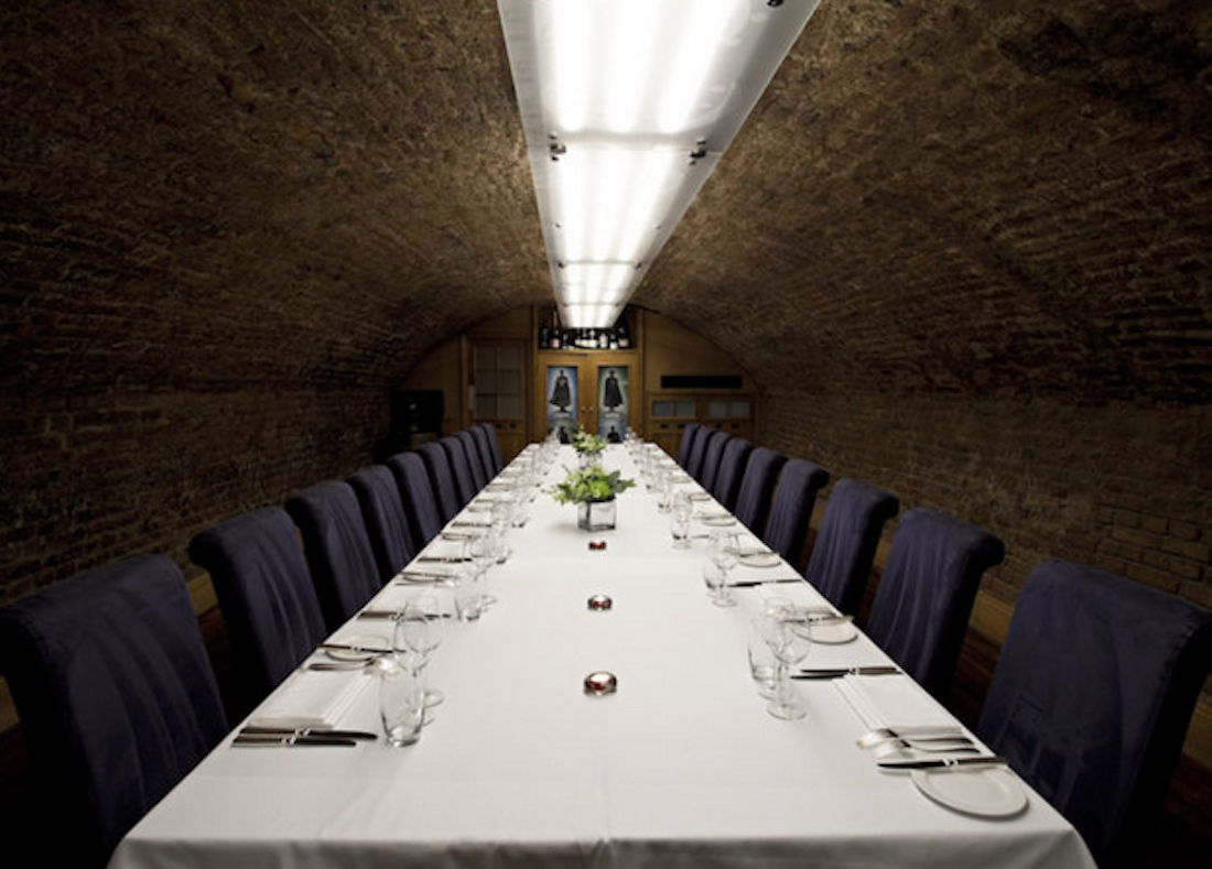 The Don - Private Dining in St. Swithins Lane