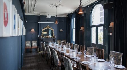 The Elgin Private Dining Room Image The Gin Palace 1 445x245