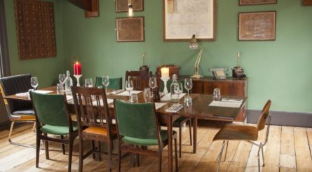 The Fellow Private Dining Room Image 445x245