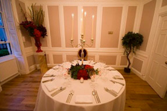 The Fox Club Private Dining Rooms