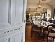 The Gun Private Dining Room Image The River Room