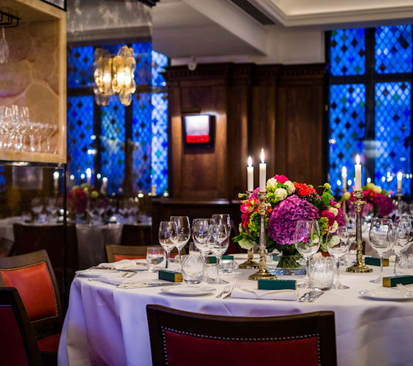 Best Private Dining Rooms In Nyc: Private Dining Room At The Ivy