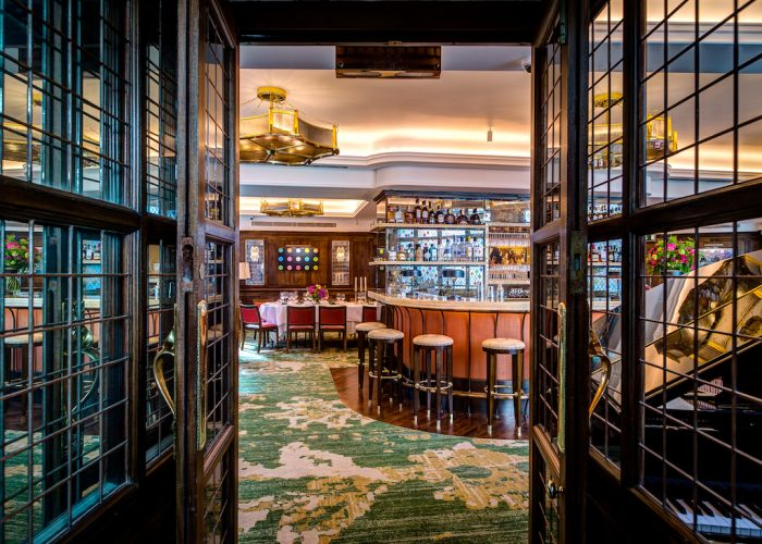 private dining at the ivy in covent garden