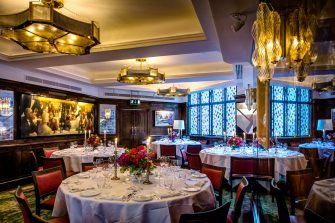 The Ivy Private Dining Room Image1 335x223