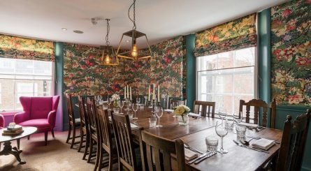 The Phene Private Dining Room Image The Club Room 1