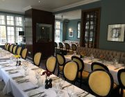 The Portman Pub Dining Room Private Dining Room Image1