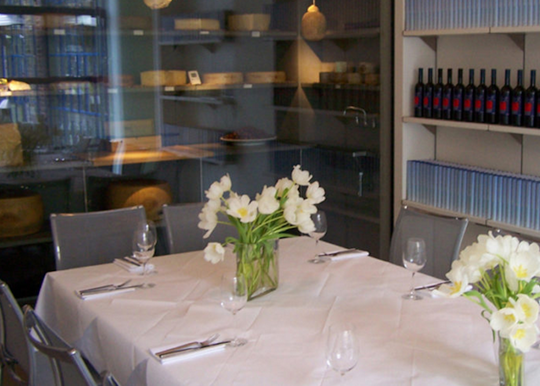 Private Dining Room at The River Cafe - The River Cafe, Thames Wharf, Rainville Road, London, W6 9HA