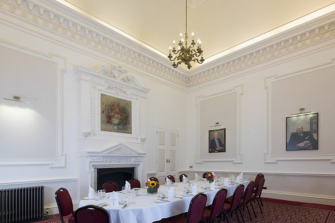 The Royal Over Seas League Private Dining Rooms