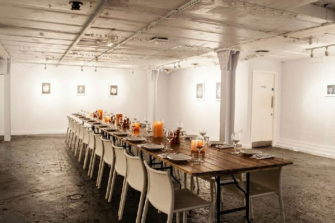 The Tramshed Private Dining Rooms