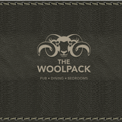 The Woolpack Inn logo
