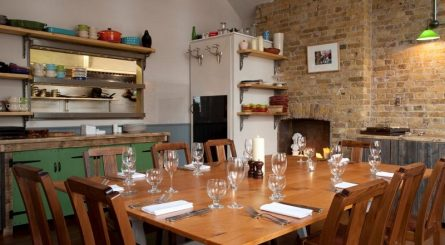 Private Dining Rooms at the Crooked Well