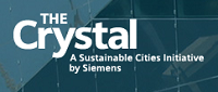 The Crystal logo